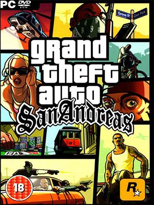 GTA: San Andreas (PC) + Crack + Tradução - 2021