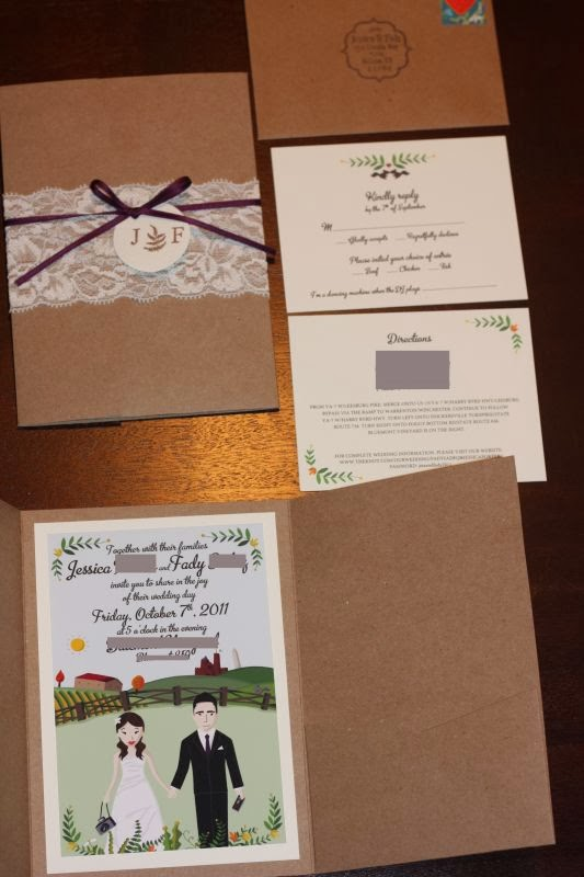 How to Make Your Handmade Wedding Invitations Unique