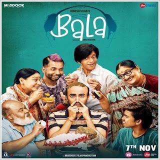 Bala (2019) Mp3 Songs Download