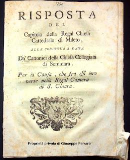 Proprietà privata Giuseppe Ferraro