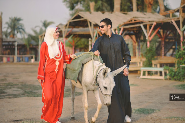 M7md & Merna Casual Session
