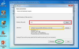 Cara mudah Copy DVD Windows 7 ke Flashdisk bootable