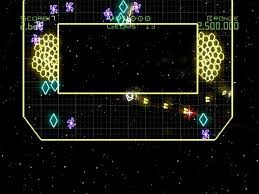 Geometry Wars: Galaxies Screenshot 1