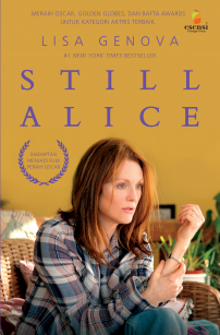 Cover Novel Still Alice