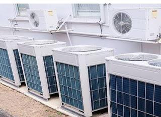 تصنيف أنظمة تكييف الهواء