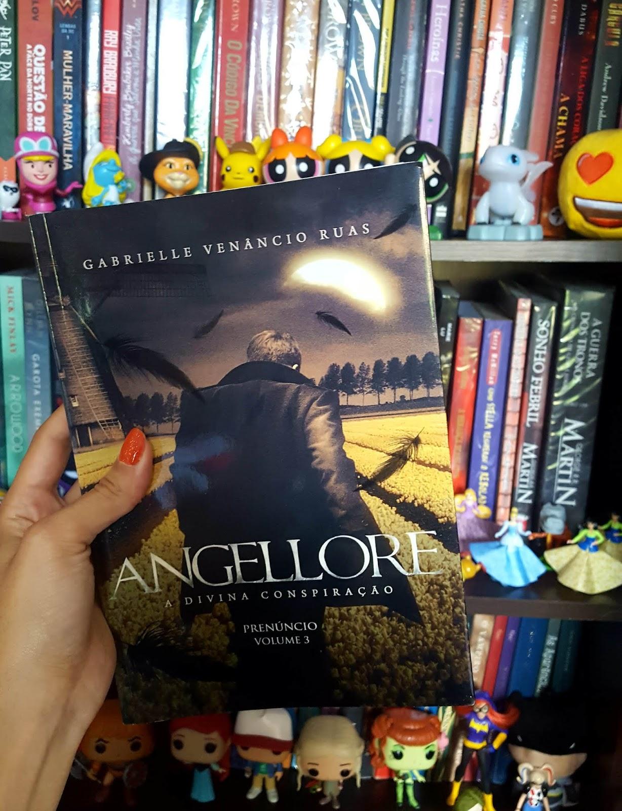 Angellore - A divina conspiração