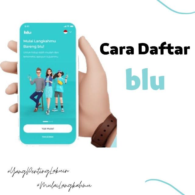 Tabungan Online blu