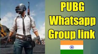 PUBG m Whatsapp Group Links India