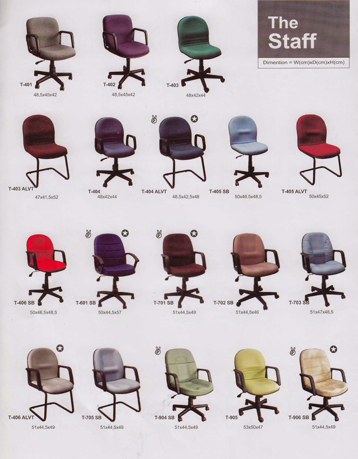 jual kursi kerja tiger di bali jual kursi staff