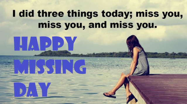 Happy Missing Day 2021