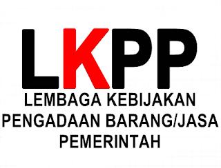 Lowongan kerja LKPP staf non pns 2018
