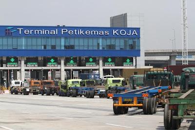 Terminal Petikemas Koja