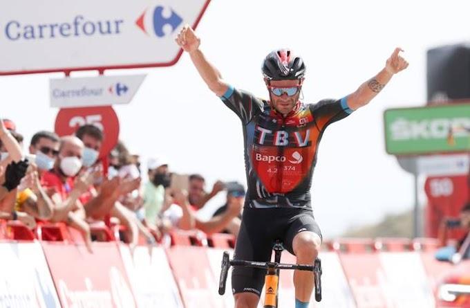 Vuelta a España 2021 - 9ª etapa clasificación