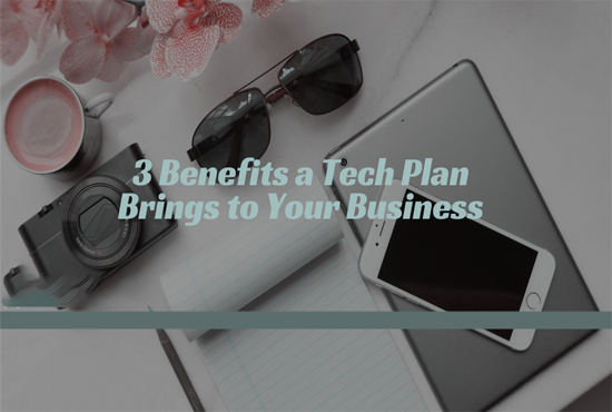 3 Technology Needs For A New Business