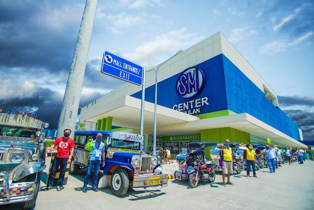 SM AND LGU HELP PUJ, TRIKE DRIVERS IN BULACAN