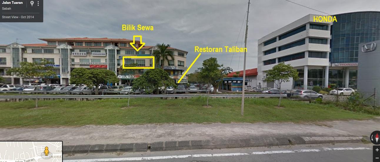 Bilik Sewa Sabah Inanam Dekat Terminal Bus Inanam
