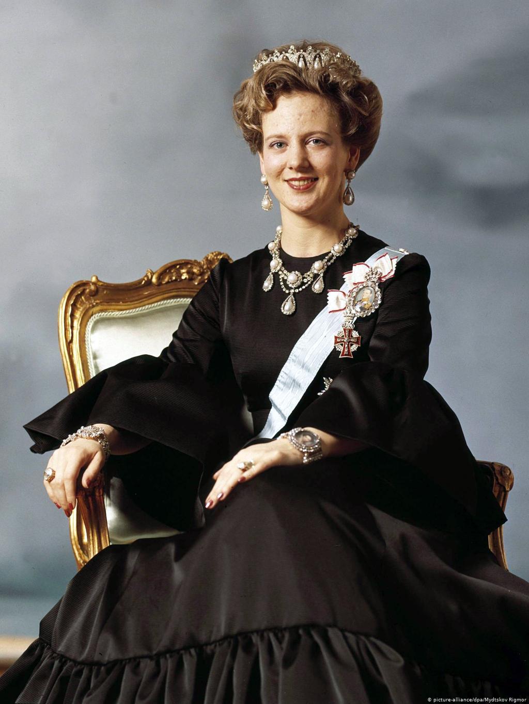 Stopien wykształcenia członków Duńskiej Rodziny Królewskiej.