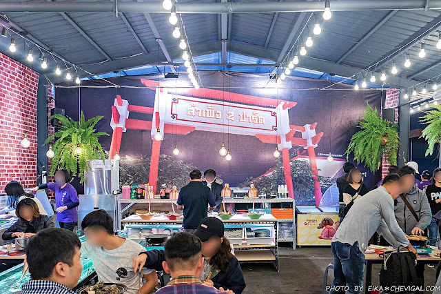 MG 9704 - 熱血採訪│台中第1間泰國流水蝦就在泰夯蝦!全台首創18米玻璃透明LED水道,還有熟食沙拉熱炒海鮮時蔬甜點冰淇淋吃到飽