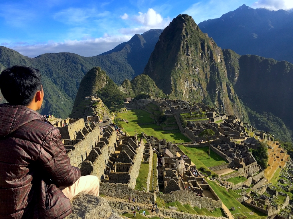 Mesmerizing Machu Picchu