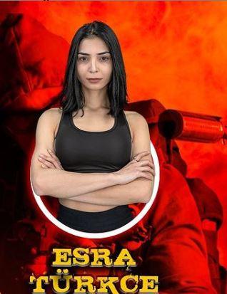 Operasyon 41 Esra Türkçe Kimdir?
