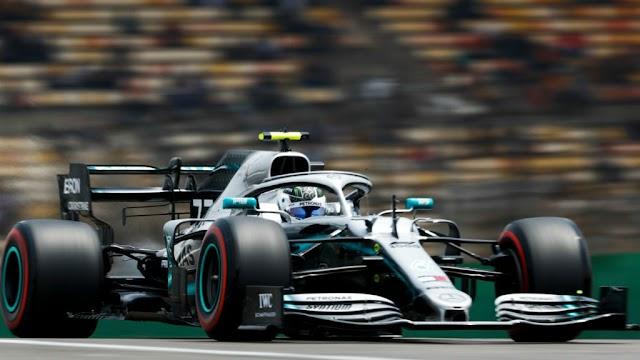 F1: Ο Μπότας στην Pole Position στο Πορτιμάο