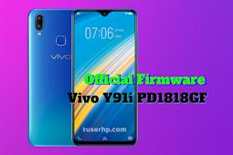 Firmware Vivo Y91i PD1818GF