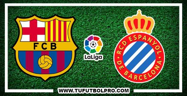 Ver Barcelona vs Espanyol EN VIVO Por Internet Hoy 18 de DIciembre 2016