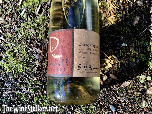 Dane Cellars Buddahs' Dharma Vineyard Chenin Blanc 2016