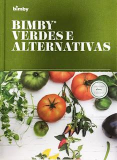 """Livro """"Bimby Verdes e Alternativas"""""""