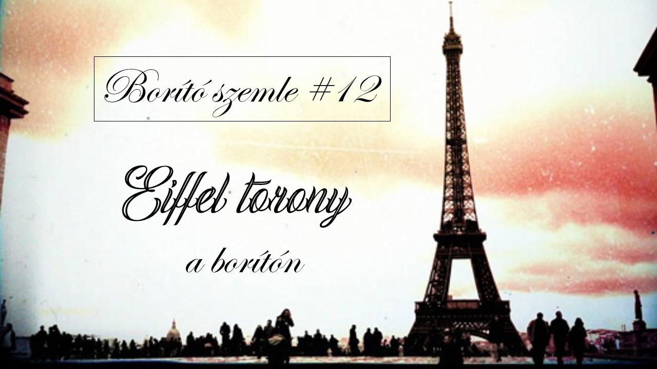 Borító szemle #12 – Eiffel torony