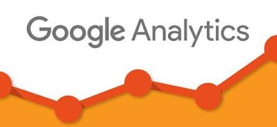 Print com logo do Google Analytics