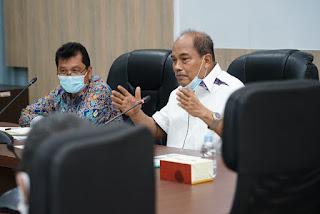 Walikota Tebing Tinggi Kejar Perbaikan Jalan Rusak Akibat Pembangunan Jalan Tol