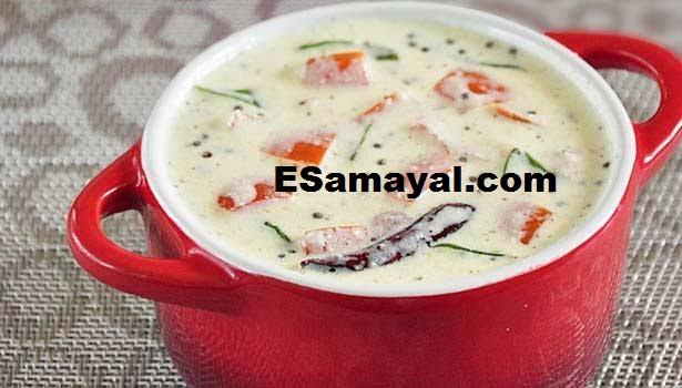 தக்காளி – தேங்காய் பச்சடி செய்வது | Tomatoes - Coconut Pachadi Recipe !