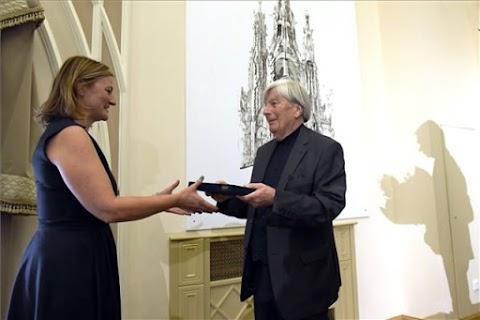 Fülöp Krisztina kapta Az év belsőépítésze díjat