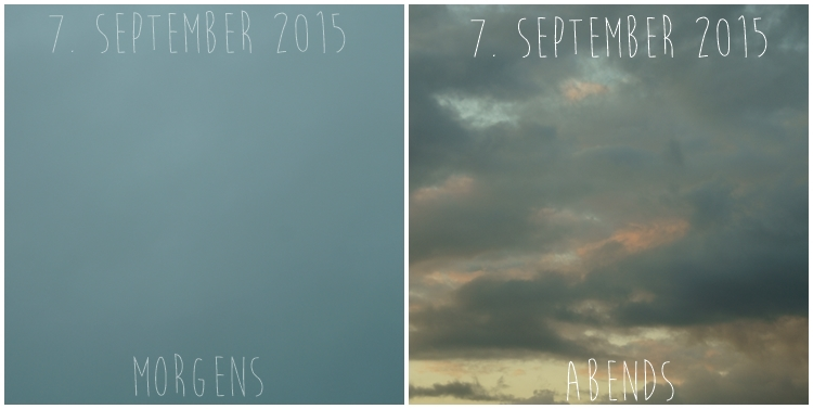 Blog + Fotografie by it's me! - Himmel am 07.09.2015