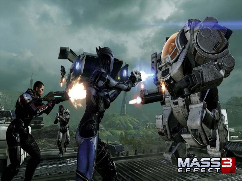 Mass Effect 3 Highly Compressed Free Download