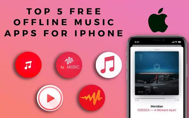 Best Music App For iphone Offline In 2021