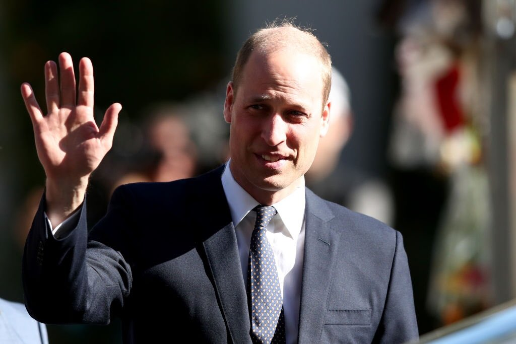 The Duke of Cambridge's New Top Advisor - Jean-Christophe Gray