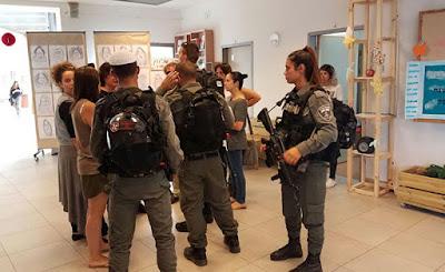 O ataque  terrorista em Har Adar