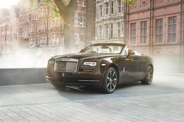 2017 Rolls-Royce Dawn Mayfair Edition - 2017 #RollsRoyce #newcars #luxury