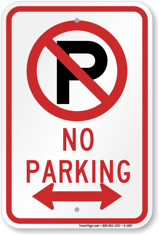 Sebab Parking Je Pun