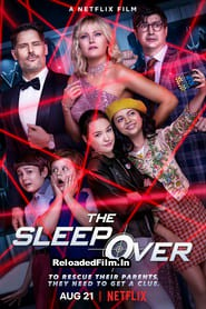 The Sleepover (2020) Full Movie Download in Hindi 1080p 720p 480p