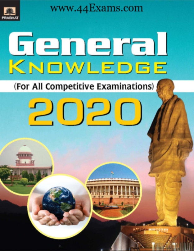 General Knowledge 2020 : For All Competitive Exam PDF Book