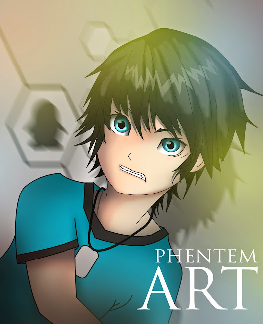 Anime Painting Photoshop