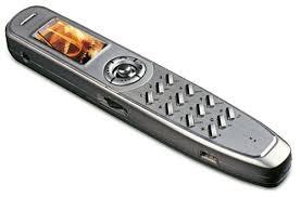 hape aneh Haier P7 (ponsel pulpen)