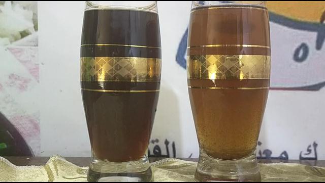 طريقة عمل عصير الخروب بطريقتين مختلفين الشيف محمد الدخميسي