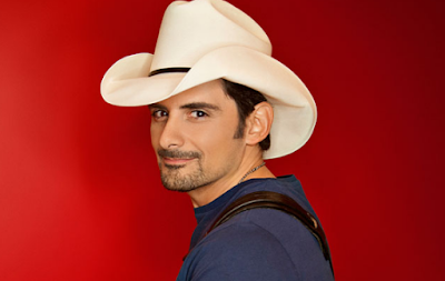 """Lirik Lagu Brad Paisley - Heaven South"""