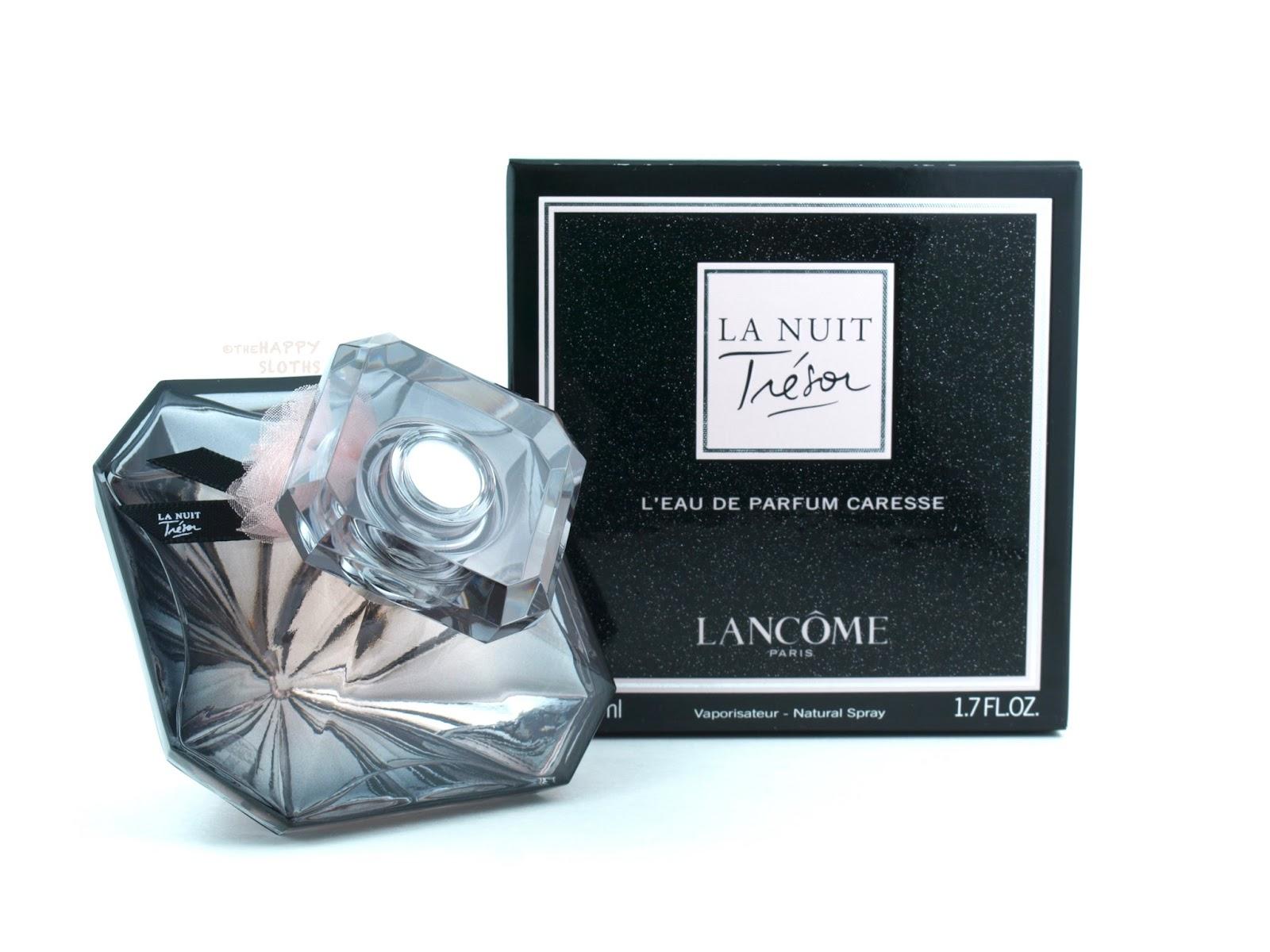 Lancome La Nuit Tresor Caresse L'Eau de Parfum: Review