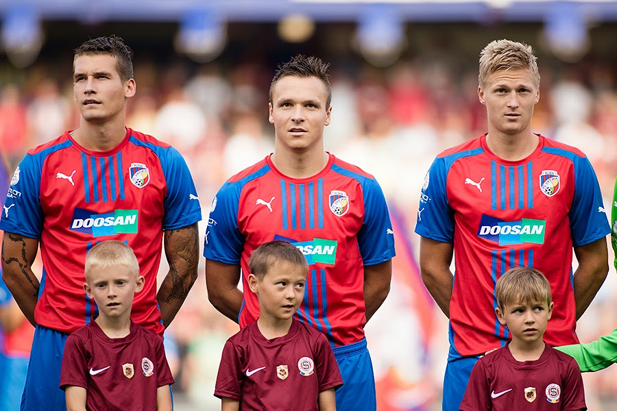 Football Kits Fc Viktoria Plzen 201415puma Home Kit
