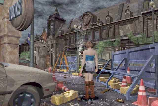 Resident Evil 3 PC Gameplay